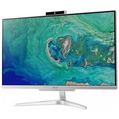 "ACER PC AIO 24"" FULL HD   INTEL I3 DI 8 GEN. 8GB RAM   HDD 1TB WIN 10 HOME OFFICE PROFESSIONAL 2019"