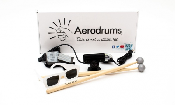 Aerodrums With Camera Virtual