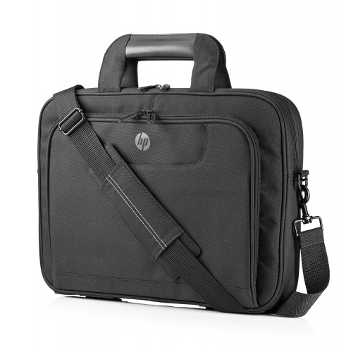 "Borsa Hp  per Notebook con Apertura in Alto da 16,1"", Nero/Antracite"