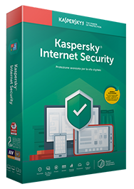 Kaspersky Internet Security. 1Pc - 1Anno